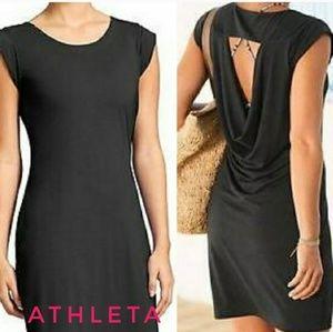 Athleta little black dress